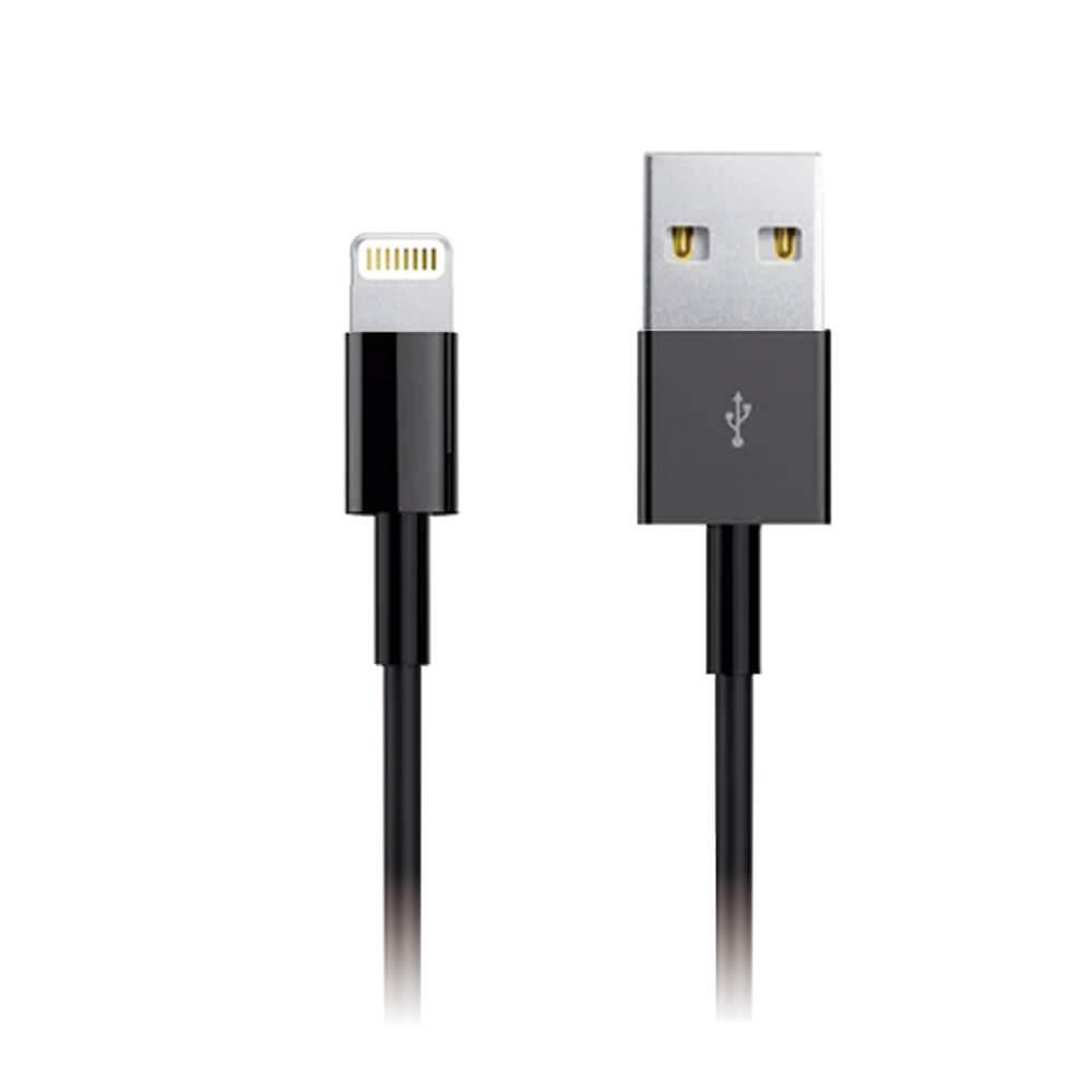 black MFI certified lightning cable TEKNO KORD