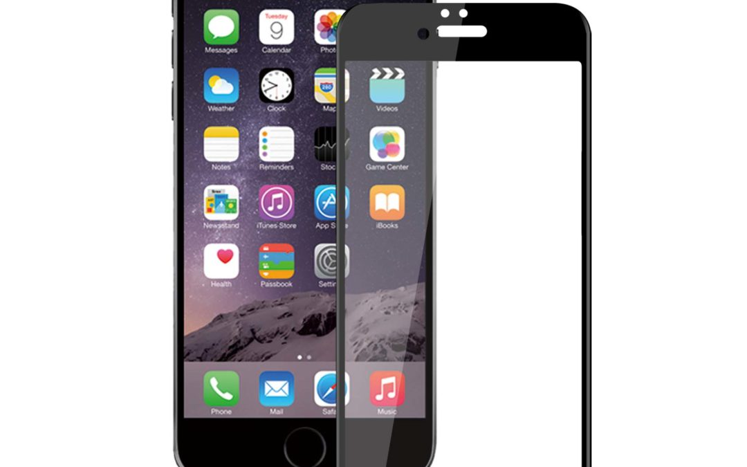 TEKNO GLASS 3D for iPhone 6/6s Plus