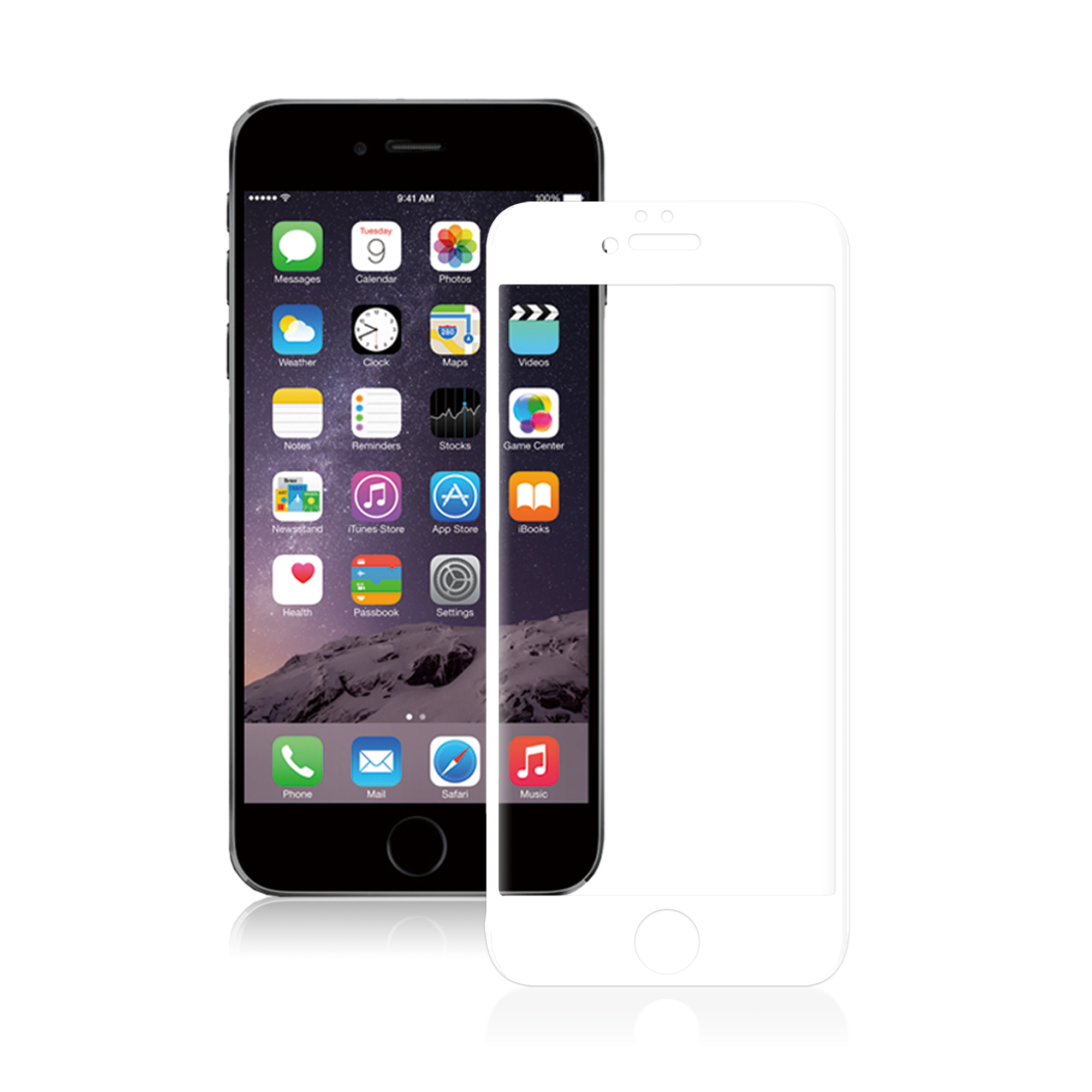 iPhone 7 - 3D-White